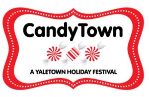 CandyTown サンタさんと写真が撮れるカナダのクリスマス前のイベント