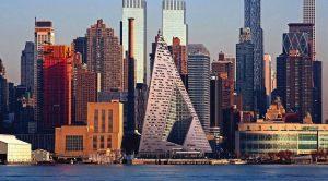 NYマンハッタンのW57 Courtscraper