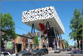 Ontario College of Art and Design's (OCAD's) Sharp Centre