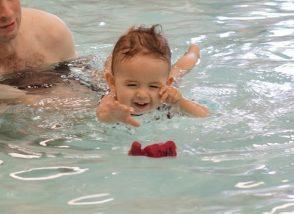 カナダ幼児水泳教室